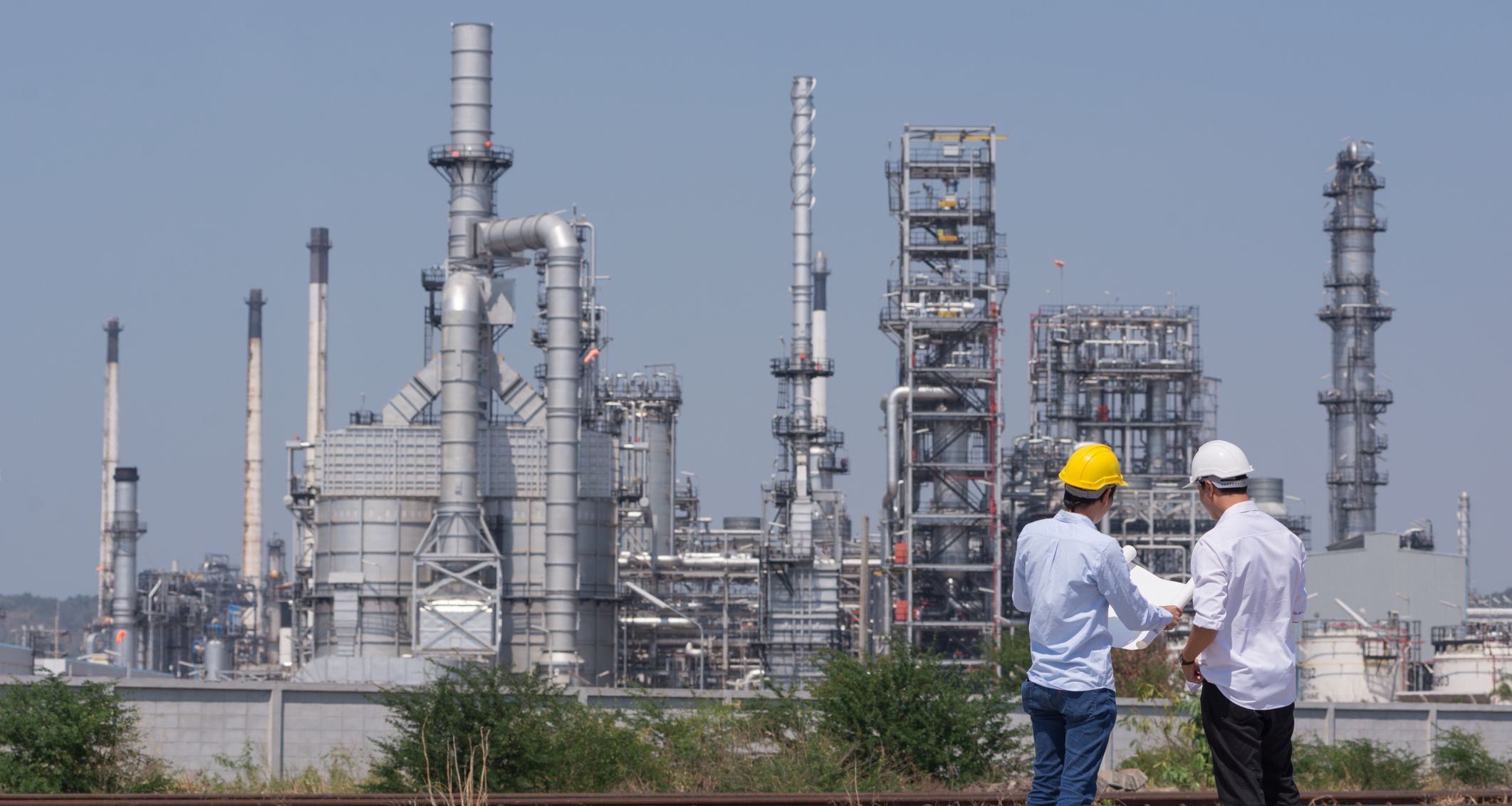 Mechanical Engineering working in Oil refinery