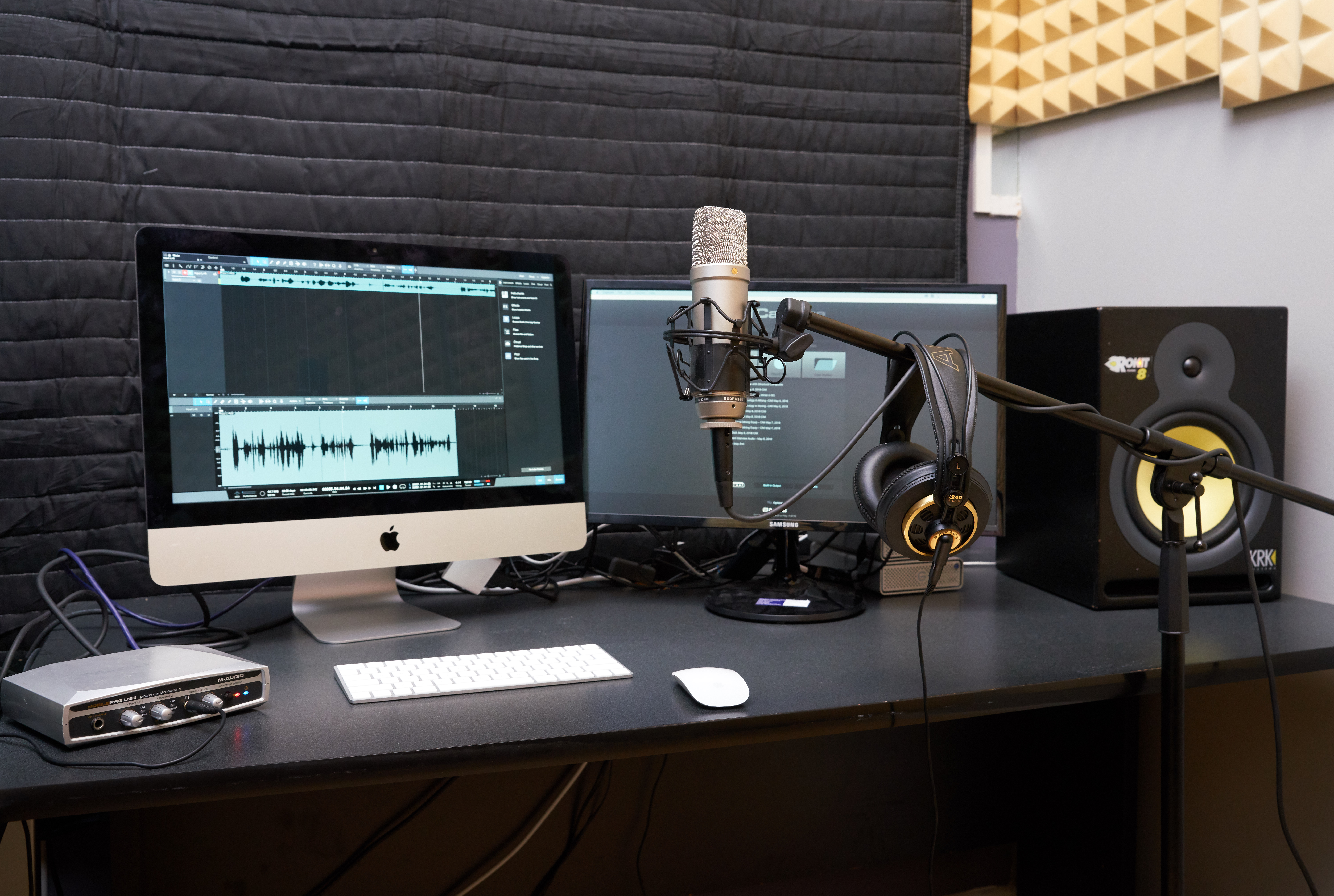 Editing Equipment & Software Rental for Rent New West & Greater Vancouver